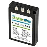 Akku-King Akku kompatibel mit Sanyo DB-L10 - Li-Ion 1090mAh - für Xacti DSC-J1, DSC-AZ3, DSC-J1, DSC-J2, DSC-MZ3, VPC-AZ3, VPC-AZ3EX, VPC-J1, VPC-J1EX
