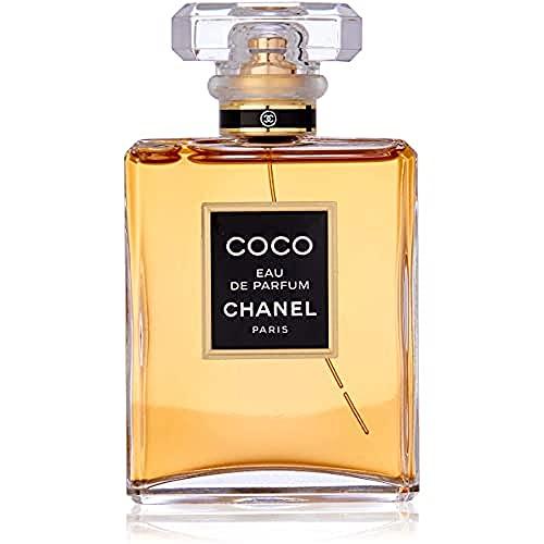 Chanel Coco Agua de perfume para mujer, 100ml