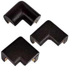 2D Black Protective Corner Type H
