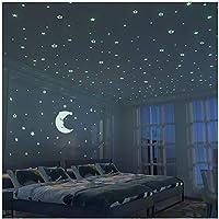 cortinas estrellas y lunas