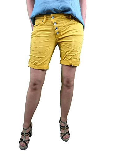 Buena Vista Damen Shorts Malibu Gold (35) S