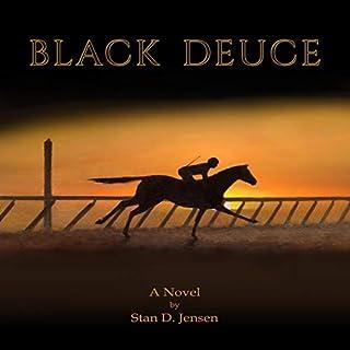 Black Deuce audiobook cover art