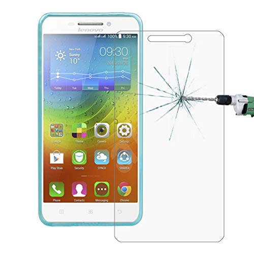 Zhangl Lenovo Tempered Film 0.26mm 9H+ Surface Hardness 2.5D Explosion-proof Tempered Glass Film for Lenovo A5000 Lenovo Tempered Film