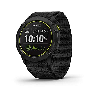 Garmin Enduro, Ultra Performance Multisport GPS Watch
