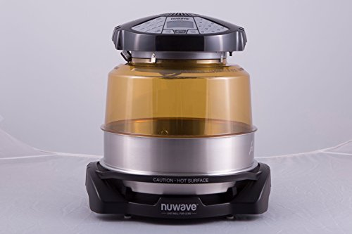 NuWave 20522 Infrared Convection Countertop Oven, Black
