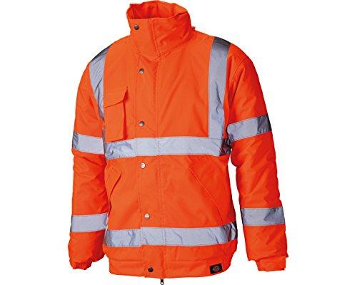 Dickies sa22050-or-xxxxl Hohe Sichtbarkeit Bomberjacke, 4x große, orange