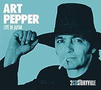 Live in Japan by Art Pepper (2011-10-11)
