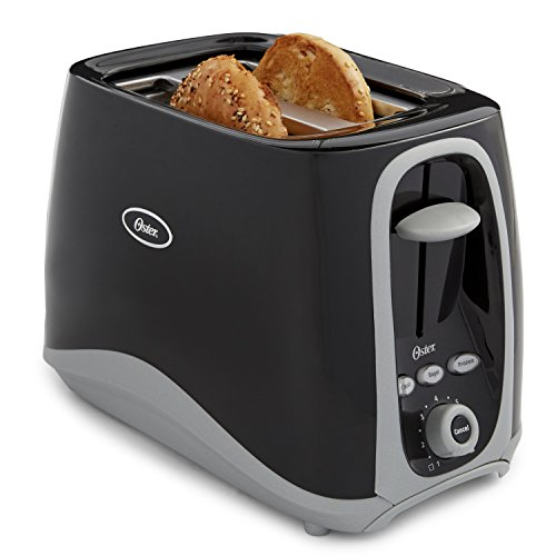 Oster 2-Slice Toaster, Black (006332-000-000)