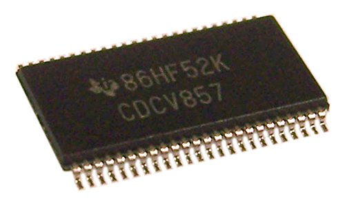 !iT Jeans Ti 2.5v 77P3862 Phase Lock Loop Clock IC Driver-On Reel Chip 86HF55K- CDCV857DGGRG4