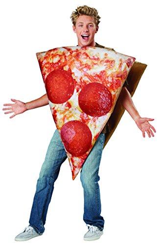 Realistic Cheese Pizza Slice Costume
