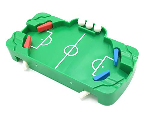 MEger 6X Fußball Minikicker Flipper Reisespiel Mitgebsel Kindergeburtstag Büro