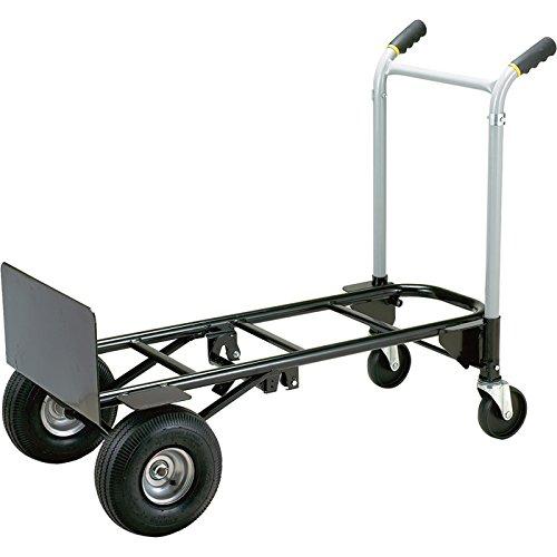 Harper Pro Steel Convertible Dolly/Cart - 700/900-Lb. Capacity, Model Number DTBSK1935P