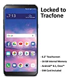 ($50 eGift Card Promotion) TracFone Carrier-Locked LG Stylo 4 4G LTE Prepaid Smartphone - Black - 16GB - Sim Card Included - CDMA