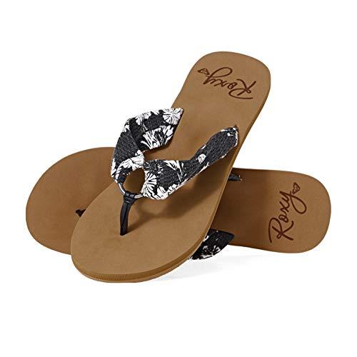 Roxy Paia - Sandals for Women - Sandalen - Frauen - EU 40 - Schwarz