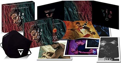 Vertigo-CD-Box-CD-Digifile-10-Postales-Mascarilla-Acceso-Preferente-A-La-Venta-De-Entradas-En-Su-Proxima-Gira-En-Espana-Edicion-Firmada