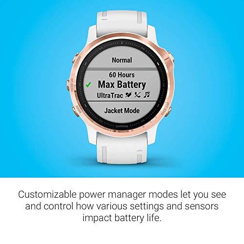 Garmin-Fenix-66S6X-Premium-Multisport-Watch-with-Aibocn-Battery-Bundle