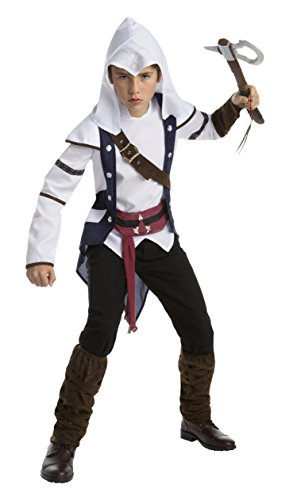 Assassin's Creed Connor Classic Teen Costume, Size 12-14