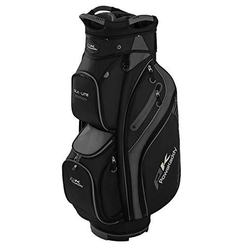 PowaKaddy 2020 DLX-Lite Edition Sac de golf durable 14...