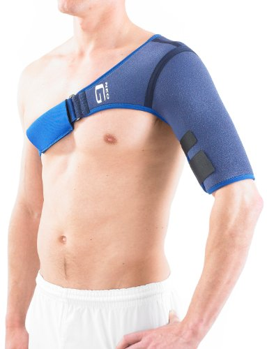 Neo G Shoulder Brace - Support for Rotator Cuff, Dislocated Shoulders, Joint Pain, Arthritis,...