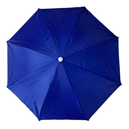 Paraguas de pesca plegable para el sol y la lluvia, ajustable, multifunción,...