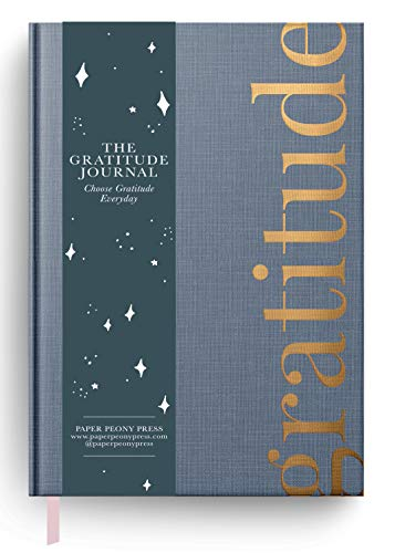 The Gratitude Journal for Women: A Beautiful Keepsake Journal for Women to Choose Gratitude | Simple Daily Layout to Cultivate Positivity, Gratitude and Happiness | Premium Linen Cloth Cover