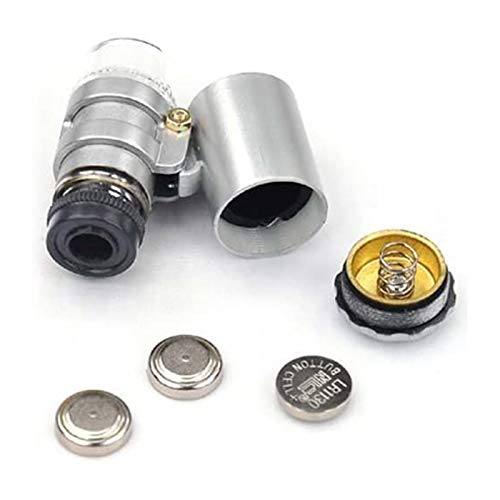 KIMILAR 60x LED Mini-Mikroskop Erfahrungen & Preisvergleich