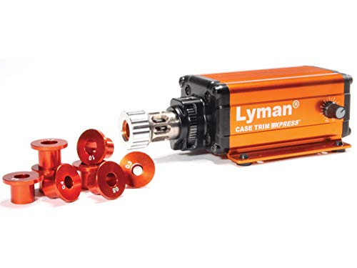 Lyman, Brass Smith Case Trim Xpress Case Trimmer
