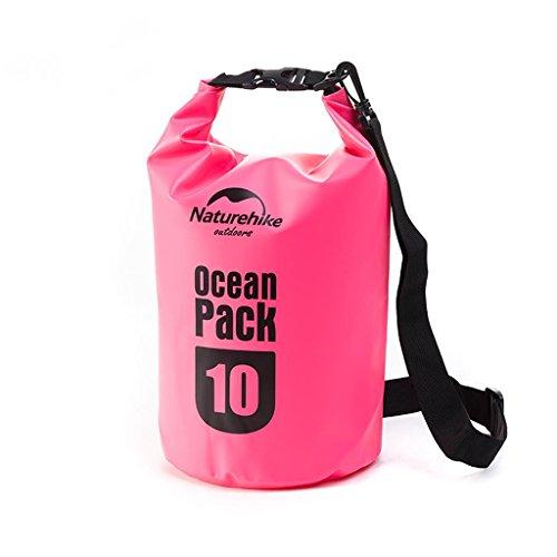 TRRE voyage en plein air sacs étanches sac dérivantes snorkeling sac de natation de la plage ( taille : 10L )