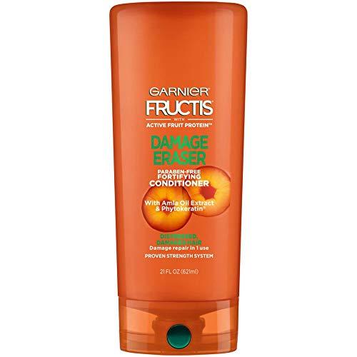 Garnier Fructis Damage Eraser Conditioner, Distressed, Damaged Hair, 21 fl. oz.