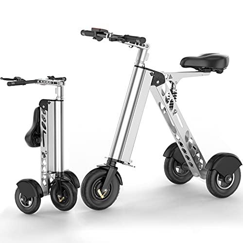 Elektrisches Dreirad, zusammenklappbar,...