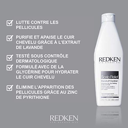 Redken - Scalp Relief shampoing anti-pelliculaire