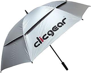 clicgear(クリックギア) クリックギア クリックギア ゴルフ傘 シルバー シルバー