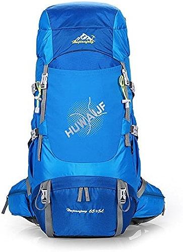 AJ_E0 Sac à Dos étanche pour Les Sports de Plein air Camping Randonnée Running Sac d'alpinisme Hommes et Femmes