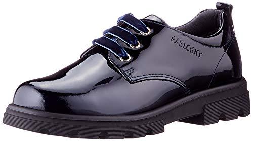 Zapatos Casual Niña Pablosky Azul 341529 27