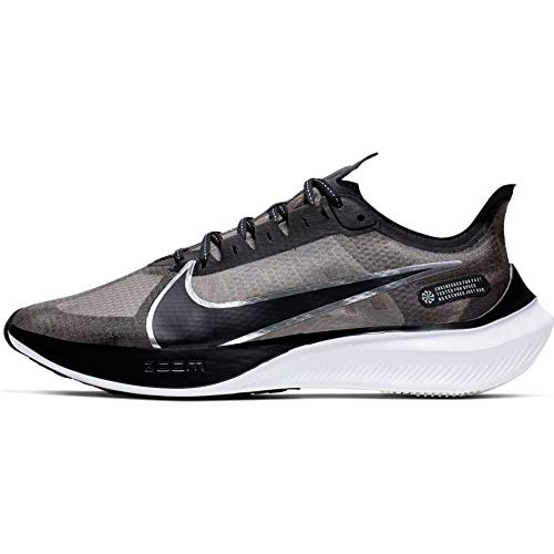 Nike Zoom Gravity, Chaussures de Running Homme, Noir (Black/MTLC Silver/Wolf White/Cool Grey...
