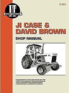 Case 970 Tractor Service Manual (IT Shop)