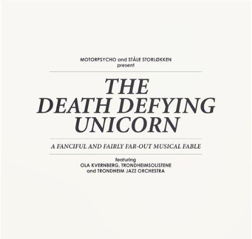 The Death Defying Unicorn [Vinyl LP]