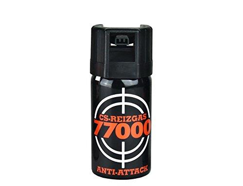 CS Reizgas Abwehrspray Defence Anti Attack 77000 40ml