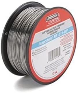 LINCOLN ELECTRIC CO  ED031448 .030 NR-211, Lb Spool, Inner Shield Flux-Core Welding Wire,Black