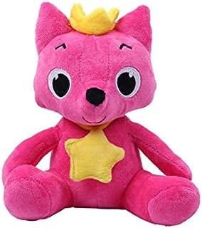 Cartoon PinkFong Plush Fox Sharks dolls Children Baby Animal Baby Toys Kids Gift