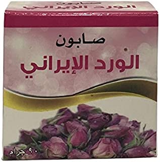 Iranian Rose Soap 90g صابون الورد الايراني