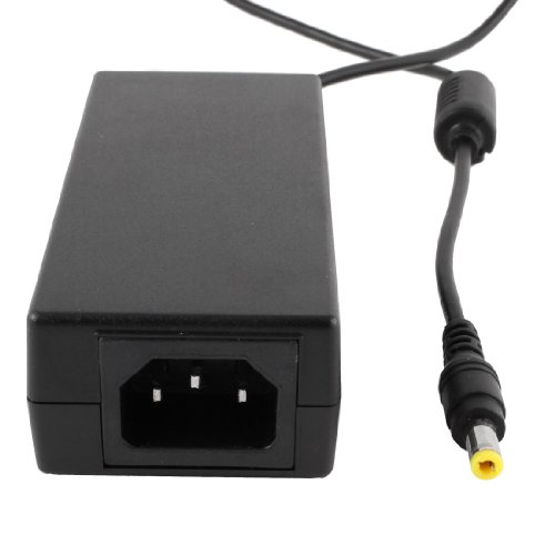 Aexit 12V 5A AC / DC-Adapter Netzkabel Ladegerät 5,5x2,1 mm Stecker IEC320 C14-Buchse (9b563785f603ef780574277f7fcc69c3)