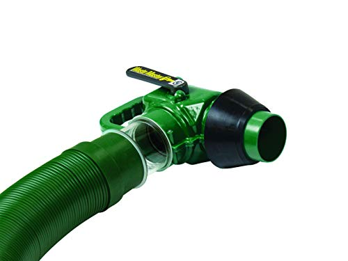 Lippert 359724 Waste Master 20' Extended RV Sewer Hose Management System , Green