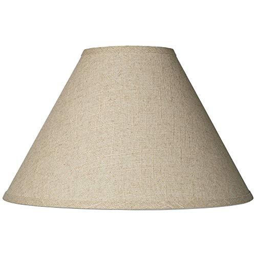 Fine Burlap Large Empire Lamp Shade 6