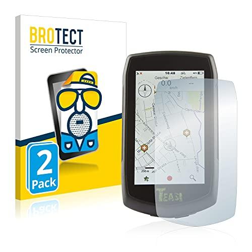BROTECT 2X Entspiegelungs-Schutzfolie kompatibel mit A-Rival Teasi One4 / One Classi Bildschirmschutz-Folie Matt, Anti-Reflex, Anti-Fingerprint