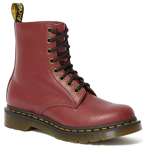Dr. Martens Schnürboots 1460 Pascal Wanama rot 39