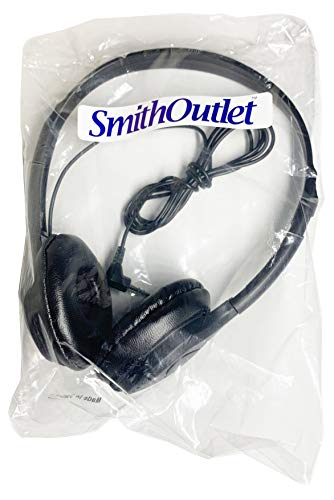 SmithOutlet 50 Pack Over The Head Low Cost Headphones in Bulk