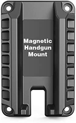 SOUFORCE Magnetic Pistol Regular dealer Holster Holder Handgun Rack Large special price !! Concealed