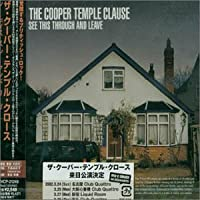 See This Through & Leave by Cooper Temple Clause (2006-07-28)