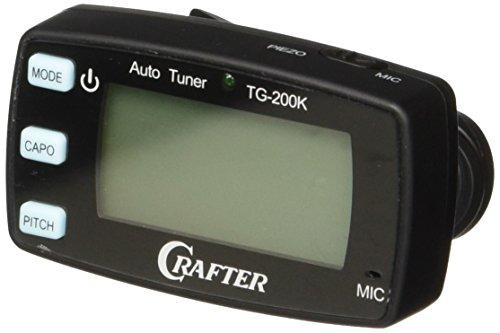 Crafter TG-200K Chromatc Headstock Tuner